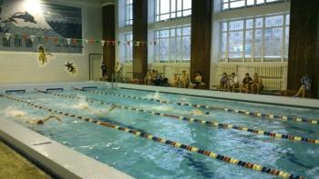 В Воркуте прошло открытое молодежное первенство по плаванию