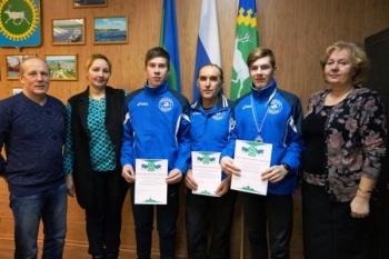 Спортсмены Ижемской ДЮСШ вернулись с наградами