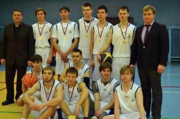 Студенты из Воркутинского филиала УГТУ  подтвердили звание чемпионов по баскетболу
